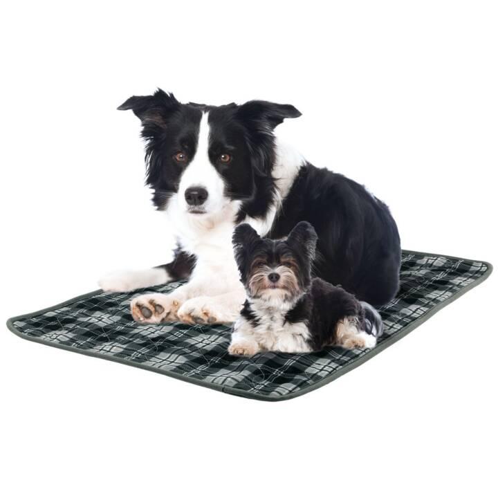 HAPPY CARE Couverture pour chiens Stim Pad (Grande, Gris)
