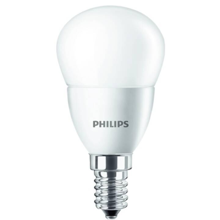 PHILIPS Lampadina LED (E14, 6 W)