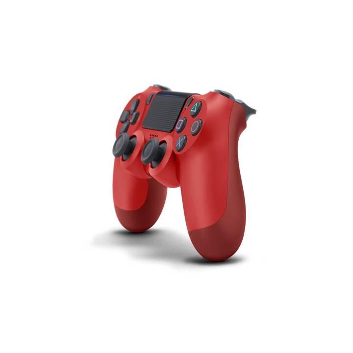 SONY PS4 DualShock 4 (Rot)