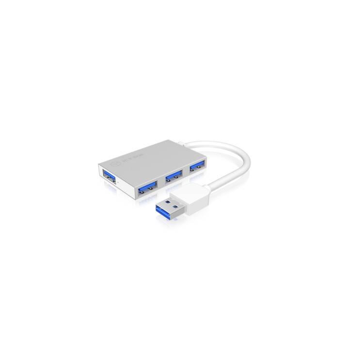 ICY BOX IB-Hub1402 4x USB 3.0 Hub 4x USB 3.0 Hub