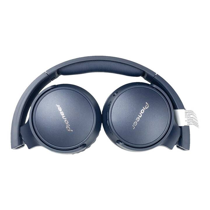 PIONEER SE-S6BN-L (On-Ear, Bluetooth 5.0, Bleu)