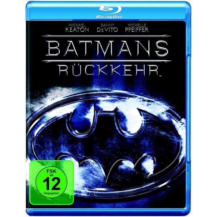 Batmans Rückkehr (ES, IT, DE, EN, FR)