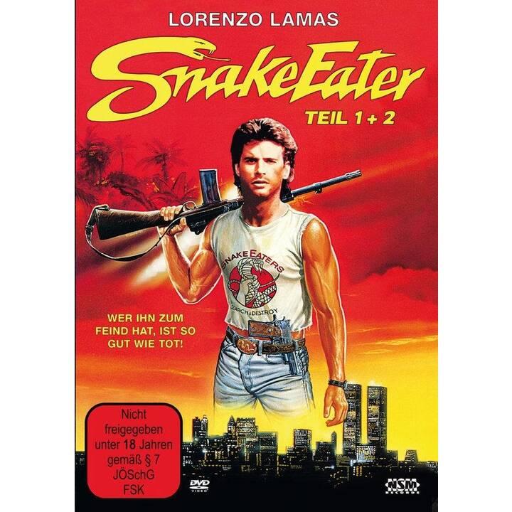 Snake Eater 1 & 2 (DE, EN)