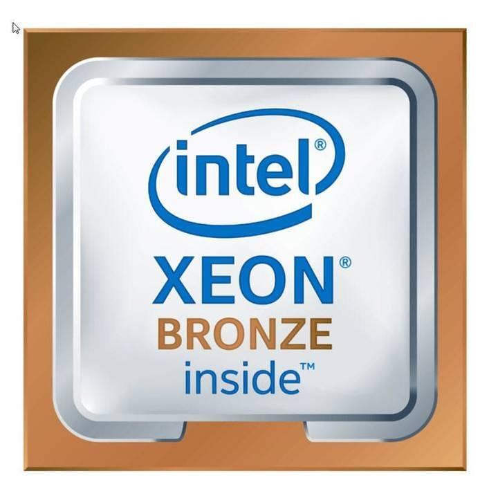 HP Intel Xeon Bronze 3104 (LGA 3647, 1.7 GHz)