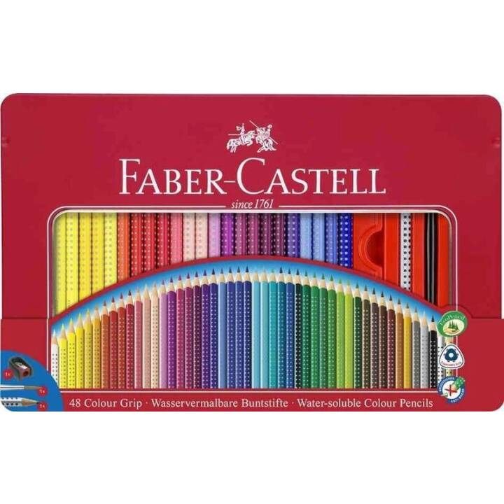 FARBER-CASTEL matite colorate COLOUR GRIP 48 pezzi