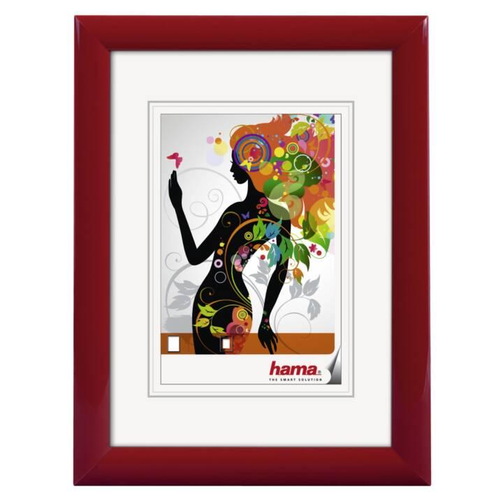 HAMA Malaga Cadres (15 cm x 20 cm, Rouge)