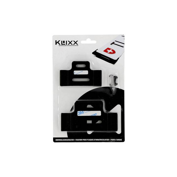KLIXX Plaques d'immatriculation (En longueur)