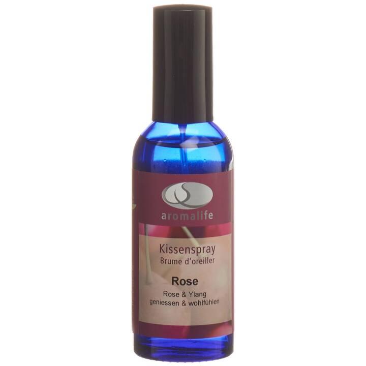 AROMALIFE Huile essentielle Rose & Ylang (Rose, Ylang Ylang, 100 ml)
