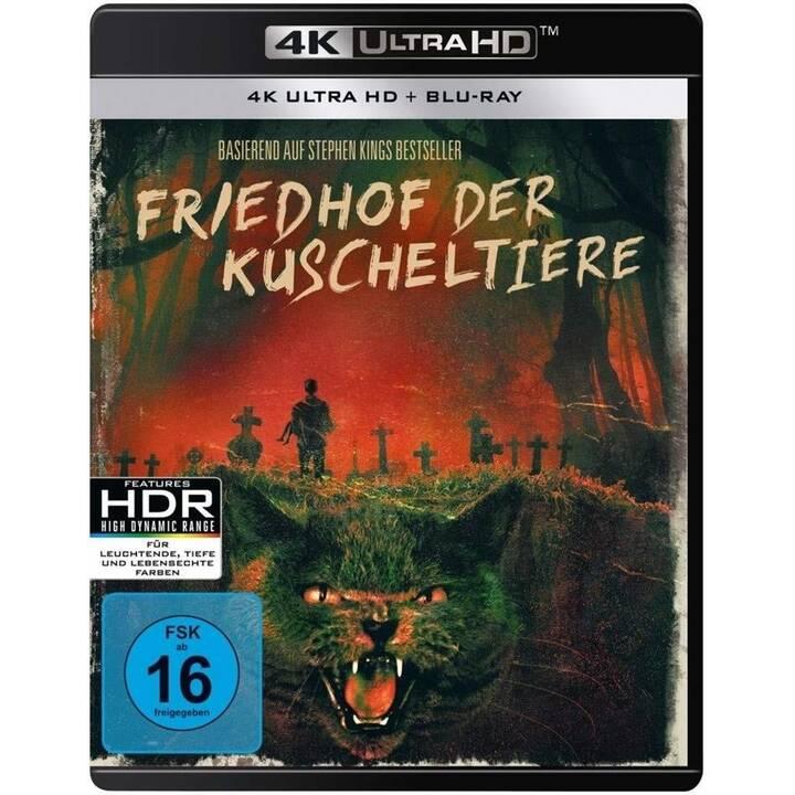 Friedhof der Kuscheltiere (4K Ultra HD, DE, EN, FR, IT, JA, ES, Hongrois, PT)