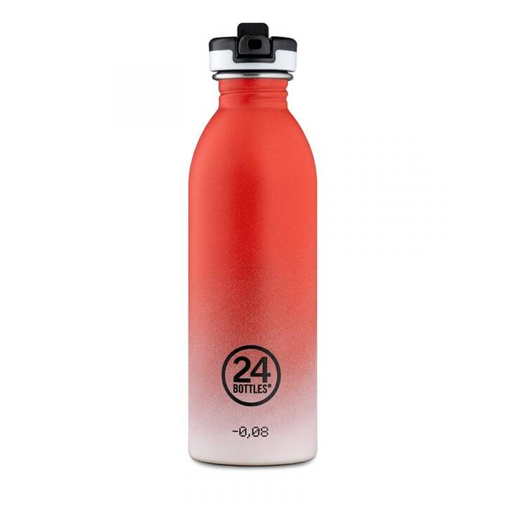 24Bottles Trinkflasche 500ml Coral Pulse