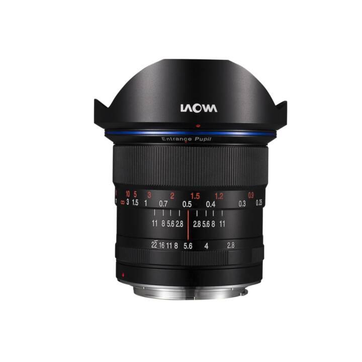 LAOWA 2mm f/2.8 Zero-D Sony A