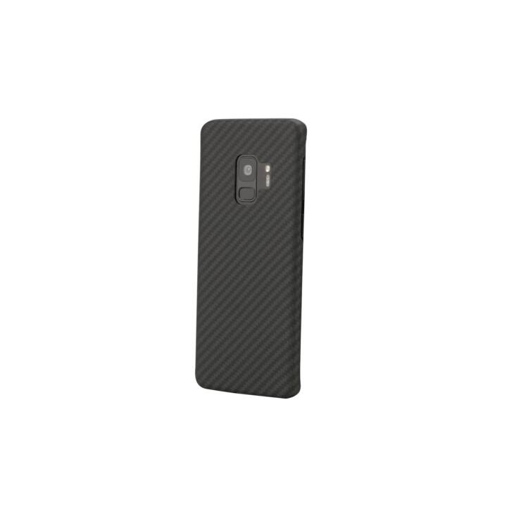 IPITAKA Backcover Aramid (Galaxy S9 Plus, Nero)