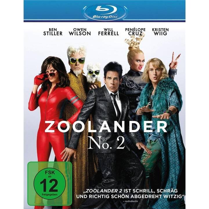 Zoolander 2 (IT, ES, JA, DE, EN, FR)