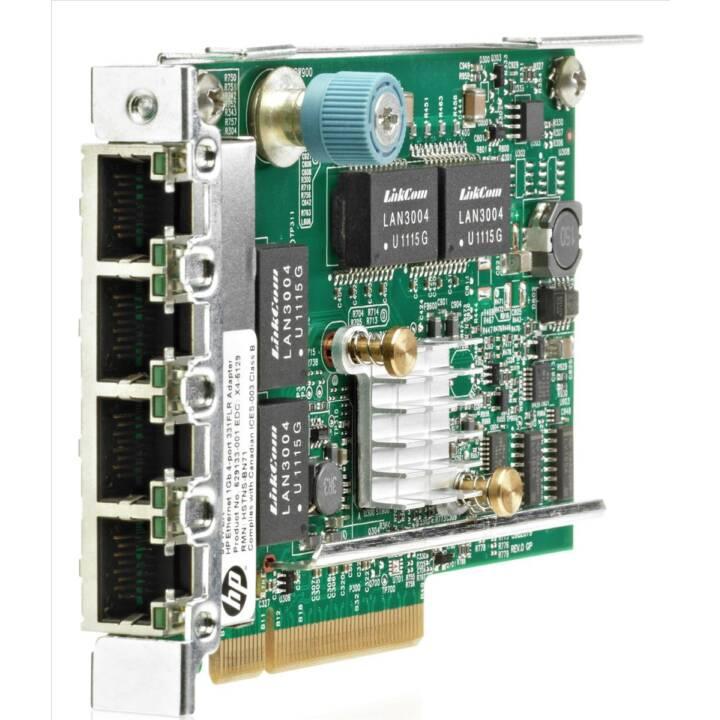Carte réseau HP PCI-E, 1000 Mbps