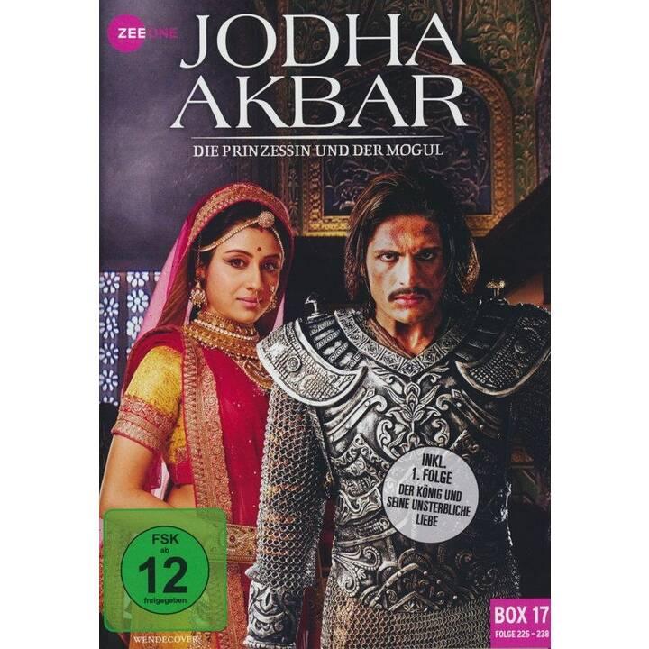 Jodha Akbar - Die Prinzessin und der Mogul - Box 17 (DE)