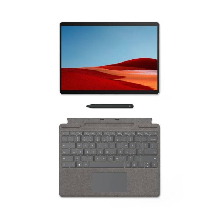 MICROSOFT Pro X Signature Keyboard Type Cover (Gris)