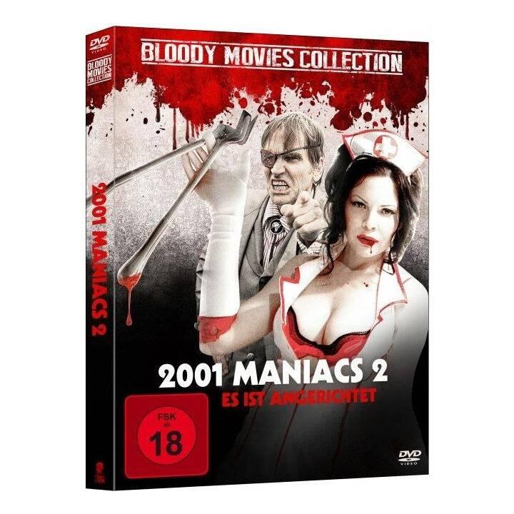 2001 Maniacs 2 (DE)