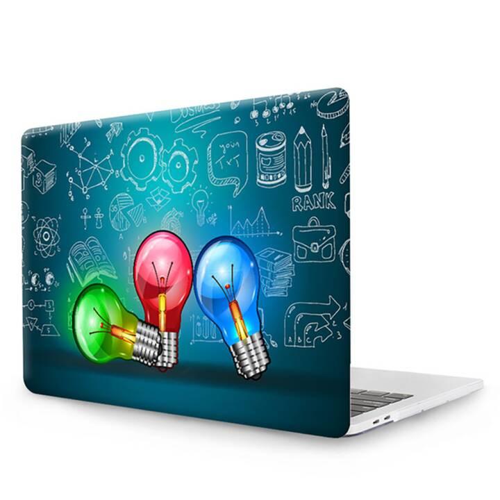 """EG MTT Cover pour MacBook Pro 15"""" Touch Bar - Ampoule électrique"""