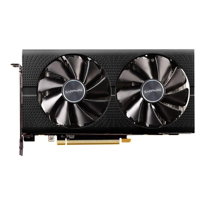 SAPPHIRE TECHNOLOGY RX 580 OC Lite AMD Radeon RX 580 (8 Go, Gaming)