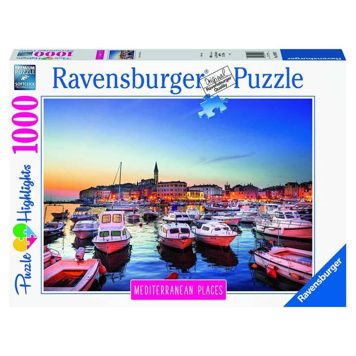 RAVENSBURGER Mediterranean Croatia (1 x 1000 Stk, Puzzle 2D)