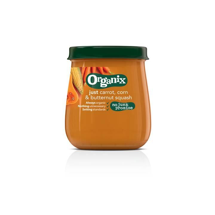 ORGANIX Carrot, Sweetcorn & Butternut Squash Cereali Porridge (120 g)