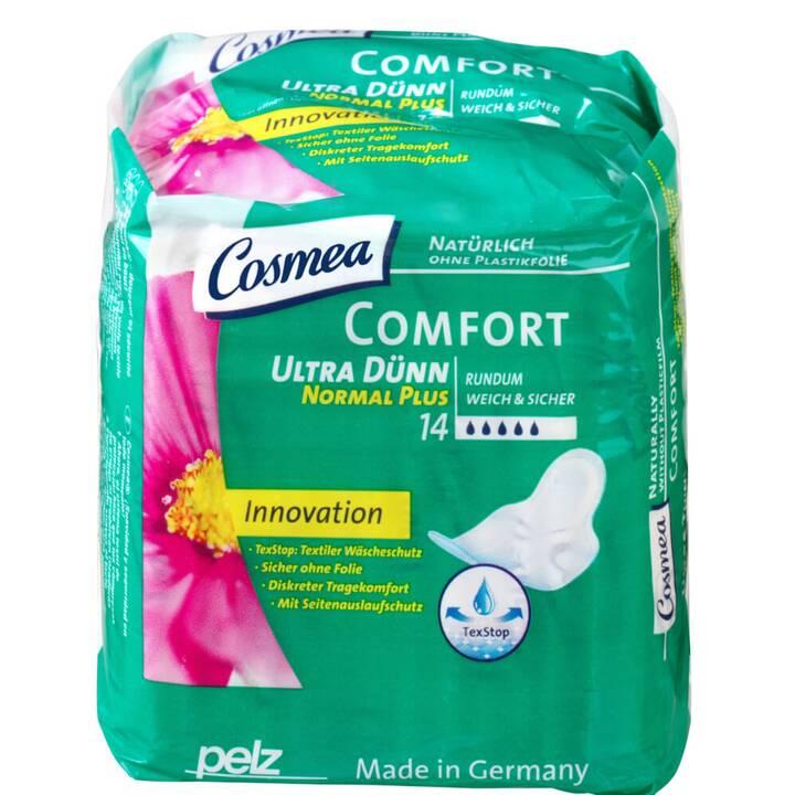 COSMEA Comfort Damenbinden (14 Stück, Normal)