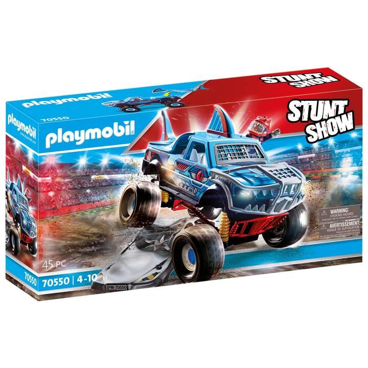 PLAYMOBIL Stuntshow Monster Truck Shark (70550)