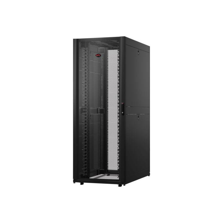 APC NetShelter SX Enclosure Server Cabinet, 42U, Noir