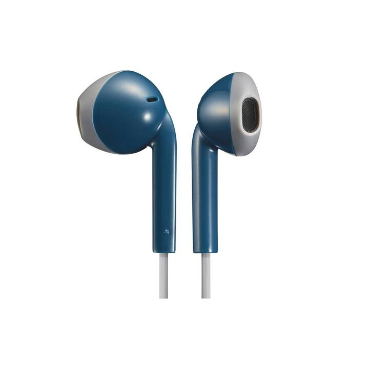 JVC HA-F19M (In-Ear, Blau)