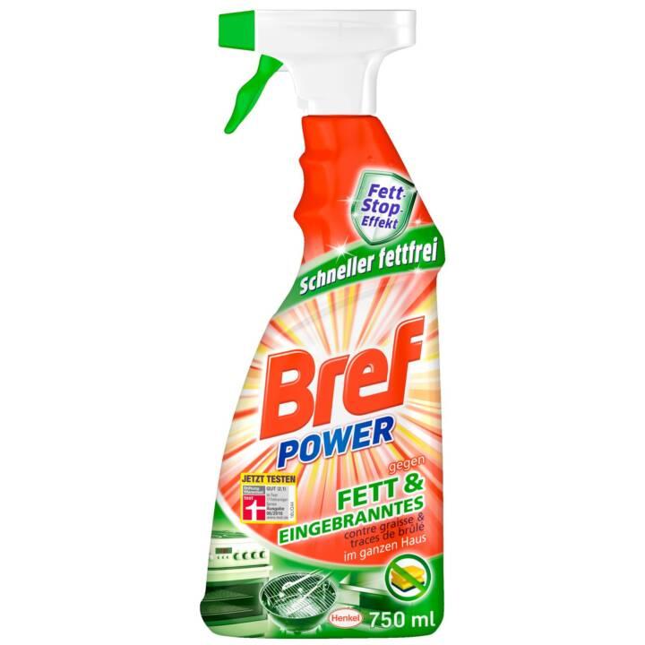 BREF POWER Fettlöser Allzweckreiniger (750 ml)