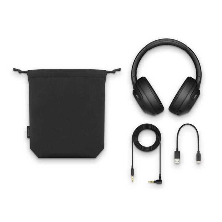 SONY WH-XB900N (Over-Ear, Nero)