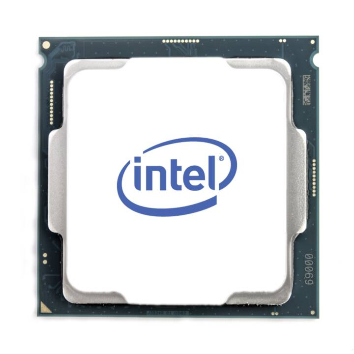 INTEL Xeon E-2176G, 3,7 GHz