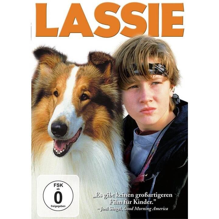 Lassie (DA, NL, DE, SV, EN, HU, CS)