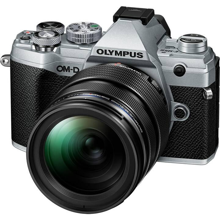OLYMPUS OM-D E-M5 Mark III +  M.Zuiko Digital ED 12‑40mm F2.8 PRO Kit (20.40 MP, WLAN)
