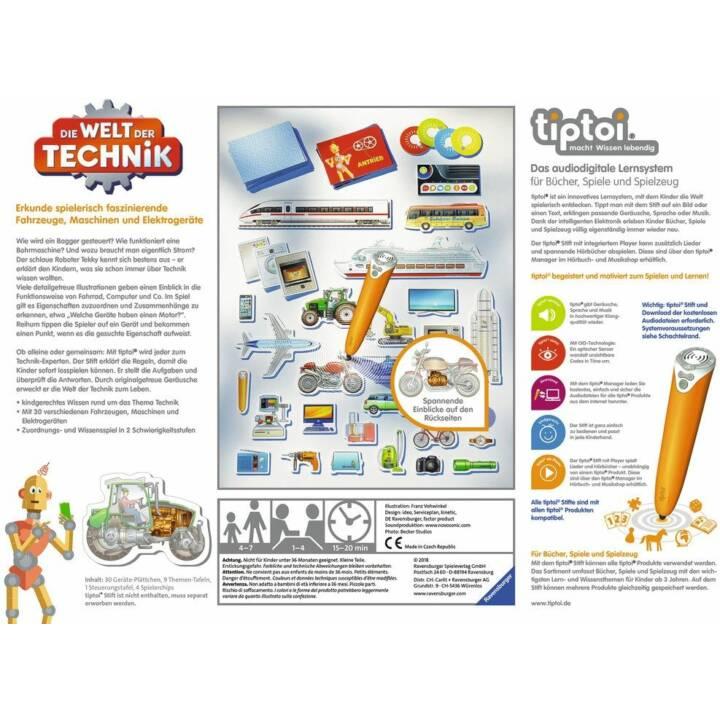 TIPTOI Il mondo della tecnologia, DE