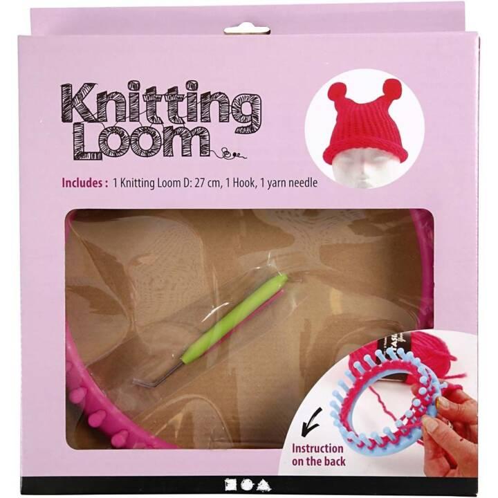 CREATIV COMPANY Métier à tricoter rond