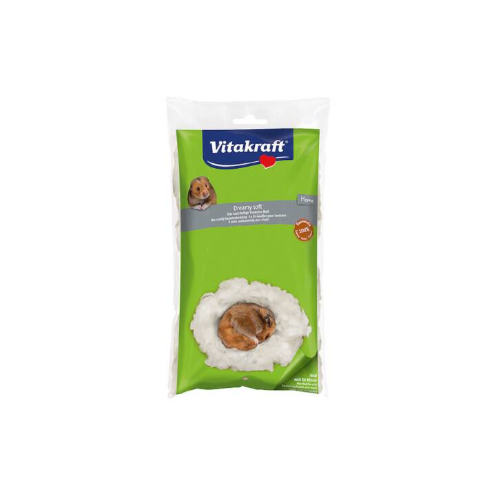 VITAKRAFT Ovatta per criceti (Criceto, Cotone, 250 g)