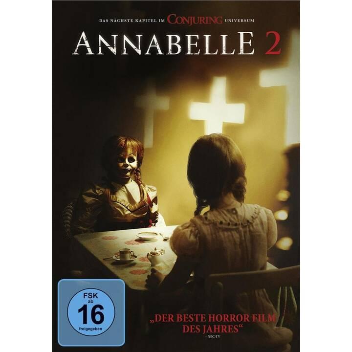 Annabelle 2 (ES, DE, EN)