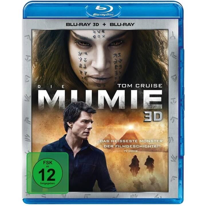 Die Mumie (ES, IT, DE, HI, EN, FR)