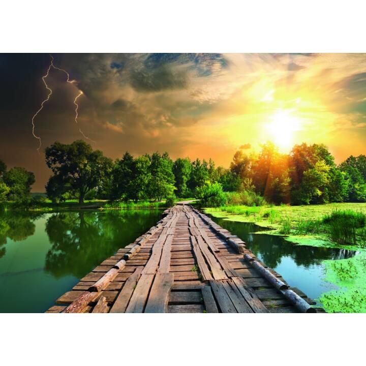 RAVENSBURGER Mystic puzzle di luce mistica