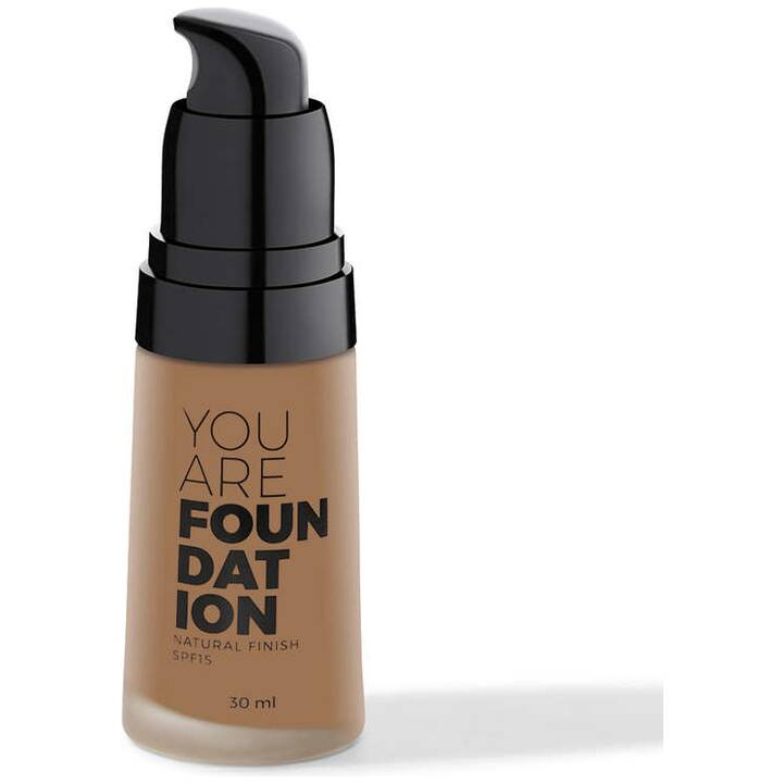 YOU ARE Foundation (Cinnamon, 30 ml, Flüssig)