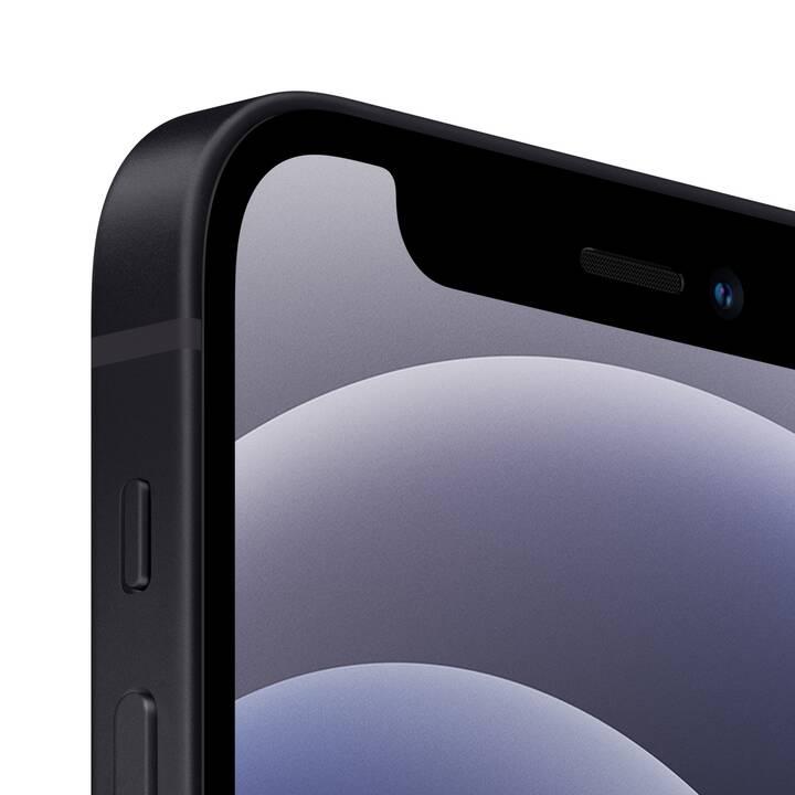 "APPLE iPhone 12 mini (5G, 5.4"", 64 GB, 12 MP, Schwarz)"