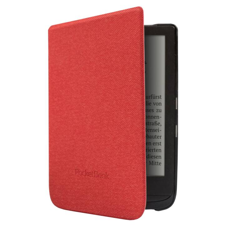 "POCKETBOOK E-Book Reader Schutzhülle Universal, 6"", Red"