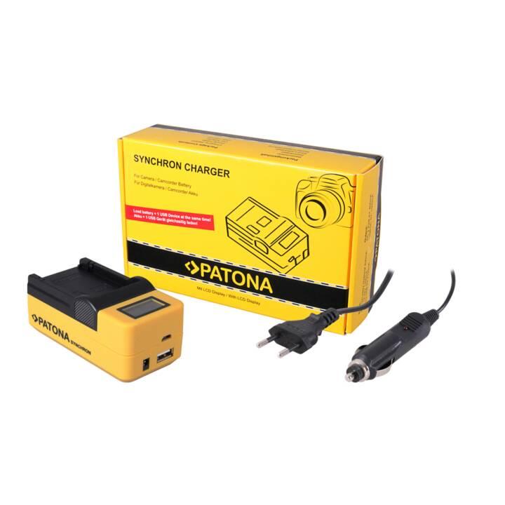 Chargeur PATONA Synchron USB pour Panasonic BPDC9