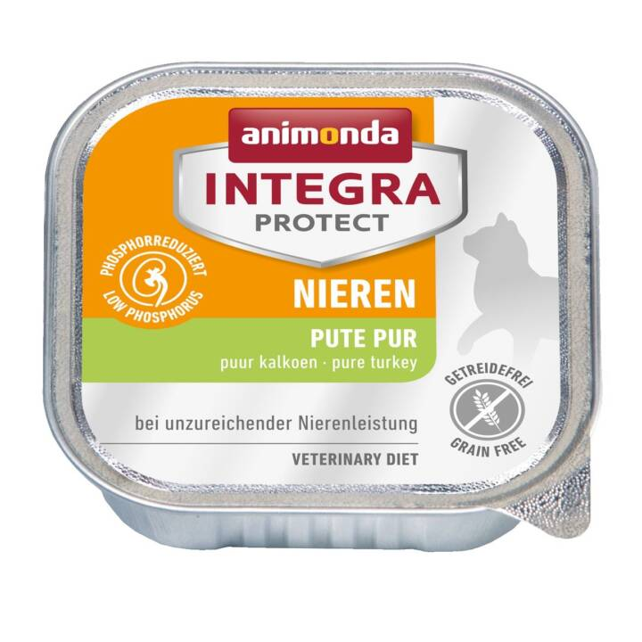 ANIMONDA Integra Protect Nieren (Adulte, 100 g, Dindon)