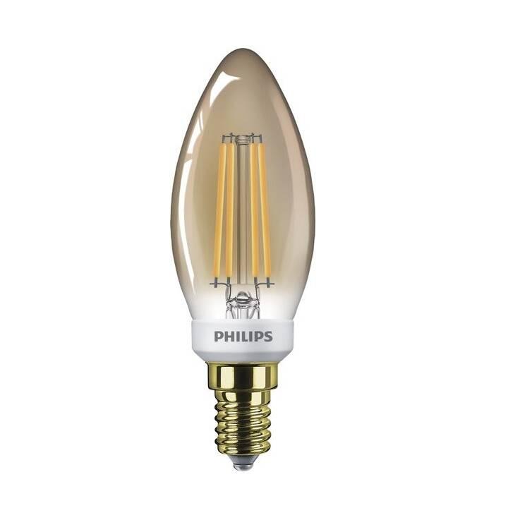 PHILIPS Classic LEDCandle Lampes (E14, 5 W)