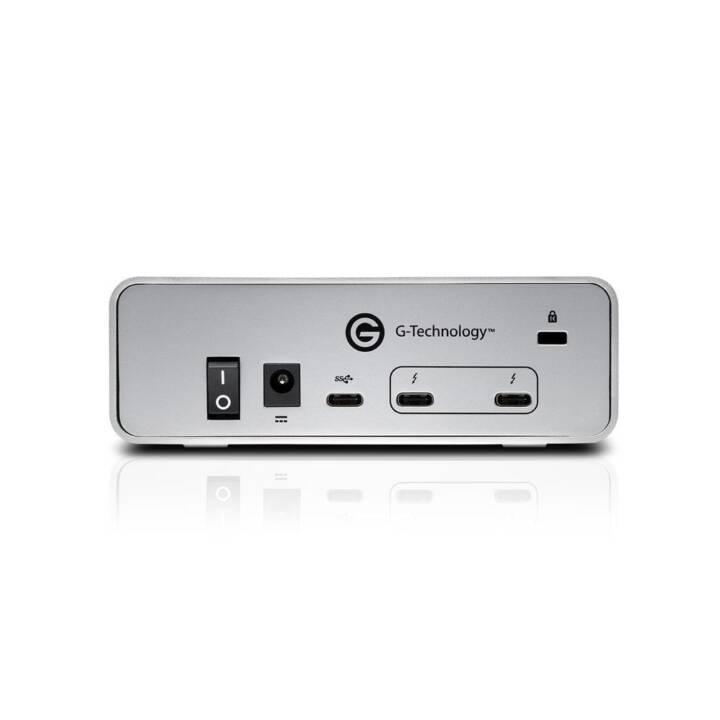 G-TECHNOLOGIE G-DRIVE Thunderbolt 3 4000 GB Externe