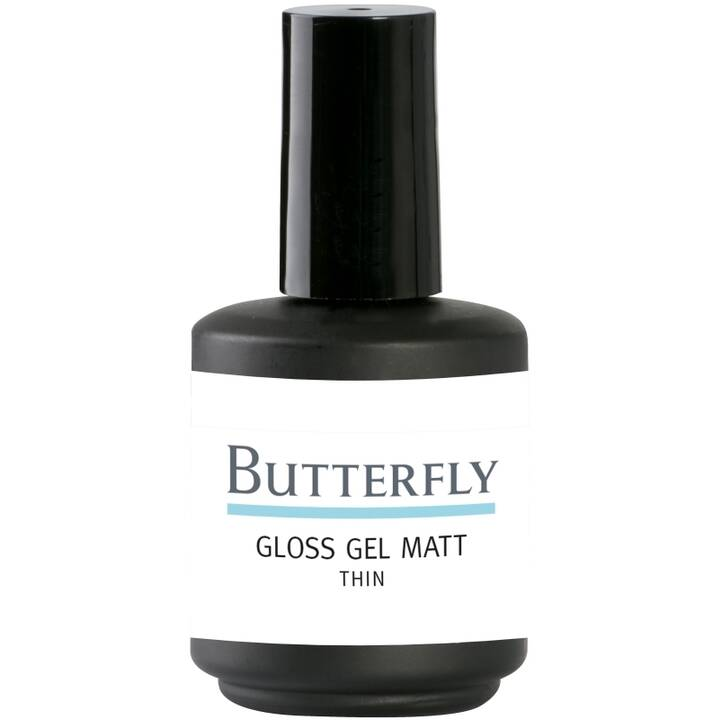 SCHAFFHAUSER UV-Gel Lack Cosmetic Butterfly Gloss Finish