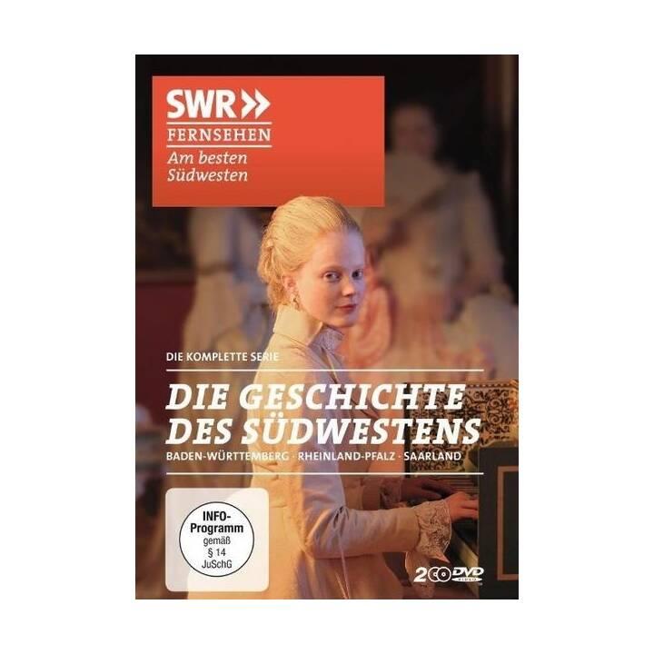 Die Geschichte des Südwestens - Baden-Württemberg, Rheinland-Pfalz, Saarland (DE)