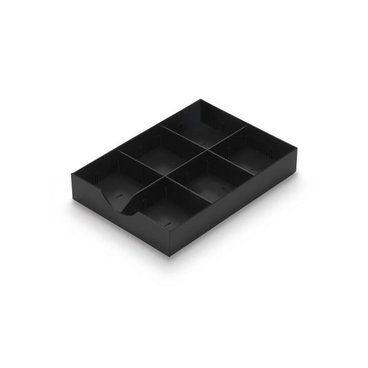 STYRO styrodoc System-Schublade schwarz